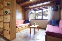 Accommodation 7people Pas de la casa by the ski slopes LP