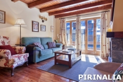 Apartments with 2 bedrooms in Baqueira 1700