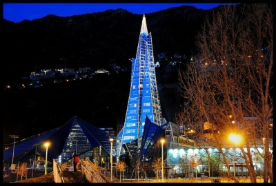 Ice Palace of Andorra