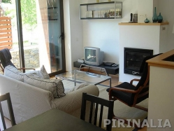 Valencia de Aneu 2 bedrooms 16 km de Baqueira Little Terrace