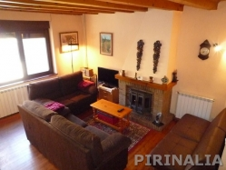 Arties house aranes 6 km from Baqueira