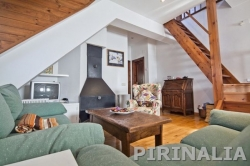 By the ski slopes Tanau duplex Baqueira 1700 ram